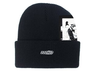 "Doomed Brand ""Brain"" Beanie Mütze - Black"