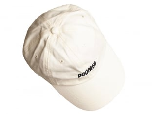 "Doomed Brand ""Call Me Daddy"" Cap - Beige"