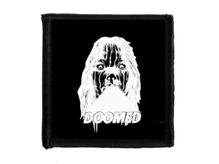 "Doomed Brand ""Carri"" Patch"