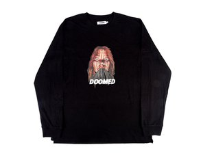"Doomed Brand ""Carrier"" Longsleeve - Black"