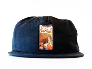 "Doomed Brand ""Clown Snapback"" Cap - Black"
