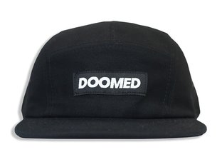 "Doomed Brand ""Doomed 5 Panel"" Cap"