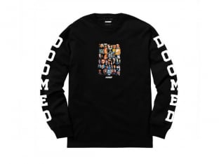 "Doomed Brand ""Establishment"" Longsleeve - Black"