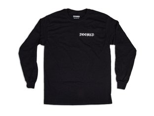 "Doomed Brand ""Germany"" Longsleeve - Black"