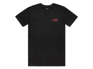 "Doomed Brand ""Hate Us"" T-Shirt - Black"