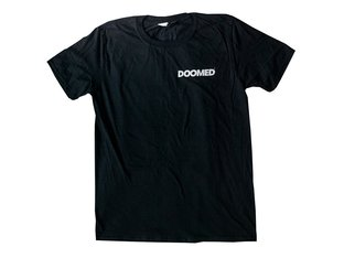 "Doomed Brand ""LAD"" T-Shirt - Black"