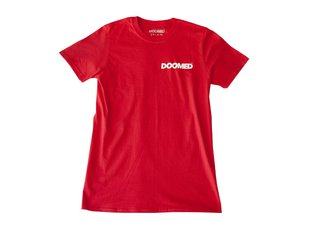 "Doomed Brand ""LAD"" T-Shirt - Red"
