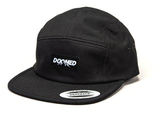 "Doomed Brand ""Mountain 5 Panel"" Cap"