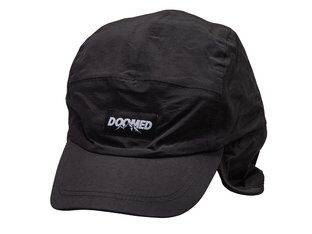 "Doomed Brand ""Mud Flap 6 Panel"" Kappe - Black"