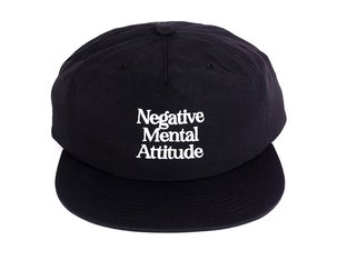 "Doomed Brand ""Negative Mental Attitude 6 Panel"" Kappe"