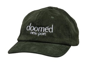 "Doomed Brand ""New Port 6 Panel"" Cap"