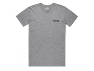 "Doomed Brand ""No Logo"" T-Shirt - Grey"