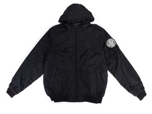 "Doomed Brand ""Oath"" Bomber Jacket - Black"