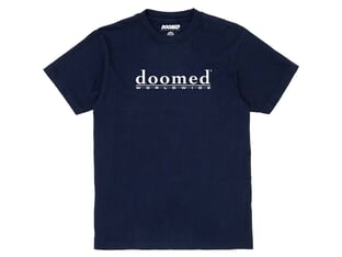 "Doomed Brand ""Odelate"" T-Shirt - Navy"