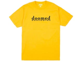 "Doomed Brand ""Odelate"" T-Shirt - Gold"