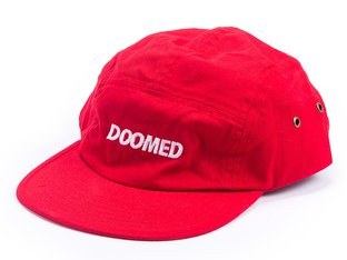 "Doomed Brand ""Redwood 5 Panel"" Kappe"