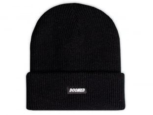"Doomed Brand ""Savior"" Beanie - Black"