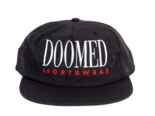 "Doomed Brand ""Sportswear 5 Panel"" Cap"