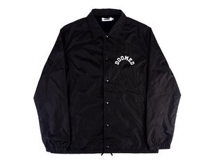 "Doomed Brand ""Star Coach"" Jacket - Black"