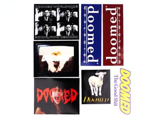 "Doomed Brand ""D1"" Stickerset"