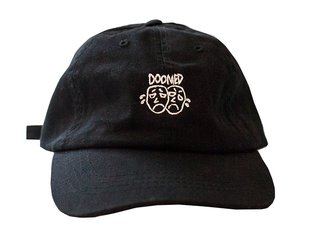 "Doomed Brand ""Stop Crying Dad"" Kappe"