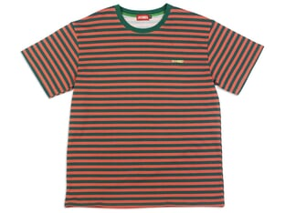 "Doomed Brand ""Stripe Tease"" T-Shirt"