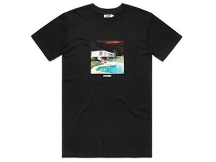"Doomed Brand ""Summer"" T-Shirt - Black"