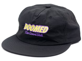 "Doomed Brand ""The Good Shit Snapback"" Kappe - Black"