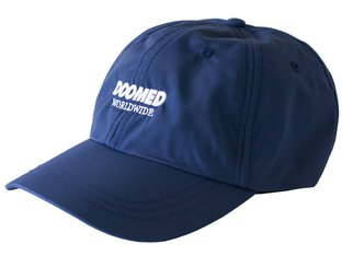 "Doomed Brand ""Weva Sports 6 Panel"" Kappe - Navy"