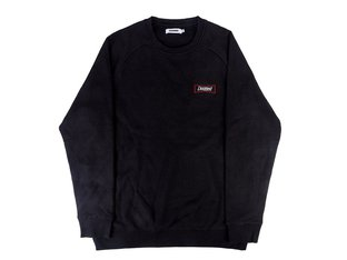 "Doomed Brand ""Wud Bieser Sweater"" Pullover - Black"