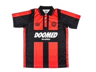 "Doomed X Admiral ""1899"" Trikot Shirt - Black/Red"