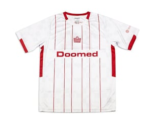 "Doomed X Admiral ""1900"" Trikot Shirt - Red/White"
