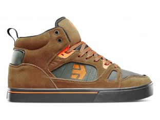 "Etnies ""Agron"" Shoes - Brown/Black"