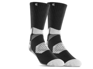 "Etnies ""Asi Tech"" Socks - Black/White"