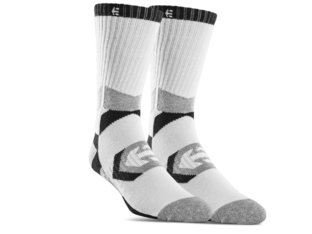"Etnies ""Asi Tech"" Socks - White"
