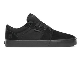 "Etnies ""Barge LS"" Shoes - Black/Black/Black"