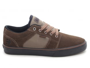 "Etnies ""Barge LS"" Shoes - Olive/Black/Gum"