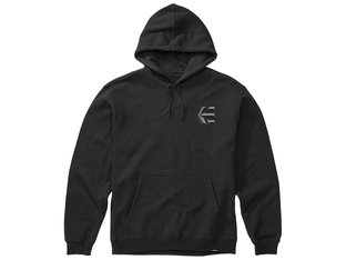 "Etnies ""Black Metal"" Hooded Pullover - Black"