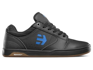 "Etnies ""Camber Crank"" Shoes - Black/Blue"