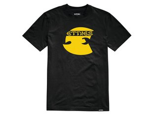 "Etnies ""Cream"" T-Shirt - Black"
