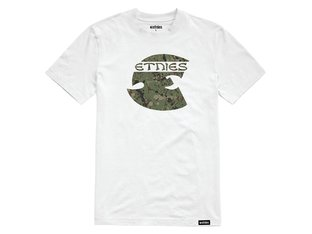 "Etnies ""Cream"" T-Shirt - White"