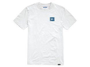 "Etnies ""Dropout"" T-Shirt - White"