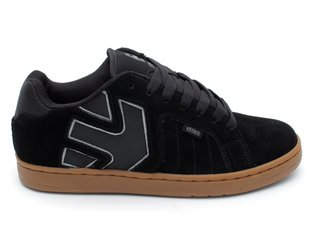"Etnies ""Fader 2"" Shoes - Black/Grey/Gum"