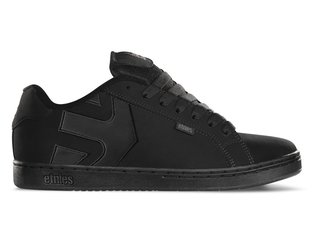 "Etnies ""Fader"" Shoes - Black Dirty Wash"
