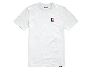 "Etnies ""Icon Flag"" T-Shirt - White"