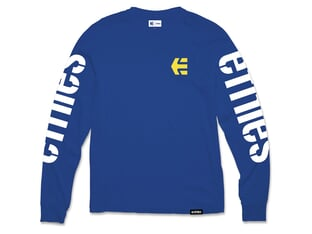 "Etnies ""Icon"" Longsleeve - Royal"