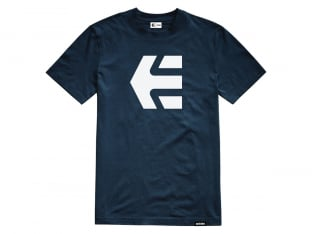 "Etnies ""Icon Tee"" T-Shirt - Navy"