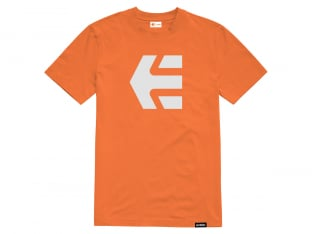 "Etnies ""Icon Tee"" T-Shirt - Orange"