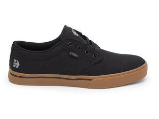 "Etnies ""Jameson 2 Eco"" Shoes - Black/Gum/Silver"