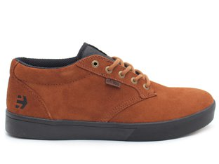 "Etnies ""Jameson Mid Crank"" Schuhe - Brown/Black (Brandon Semenuk)"